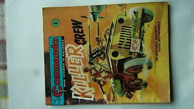Commando War Stories In Pictures No.139 Issued 1964