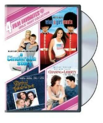 A Cinderella Story / What a Girl Wants / DVD