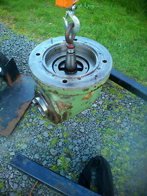 Large Vertical Head for Milling Machine, 50 Int. Taper
