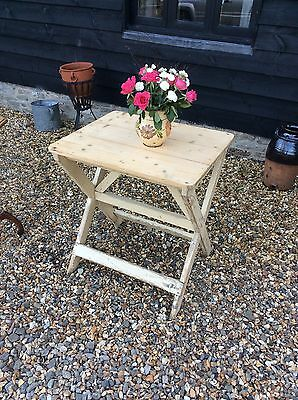 Victorian Pine Scrub top lamp breakfast Country Irish Table Occasional Work Ind