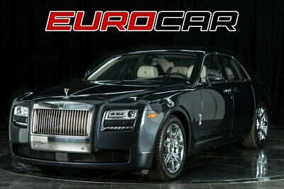 2013 Ghost  2013 Rolls-Royce Ghost REAR THEATER PACKAGE! REAR TRAY TABLES! SUPER CLEAN!!