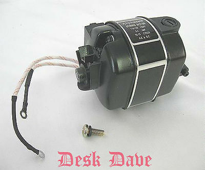 Brand New 110 / 120V Motor for SINGER Featherweight 221 / 222 Sewing Machines