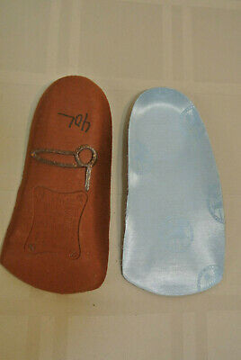 e70de4588ffe Birkenstock Blue FootBed CASUAL Arch Heel Support and Comfort Insoles 40  9-9.5