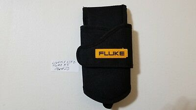 Lightly Used  Fluke H5 Rugged Holster for T3 and T5 Series ITEM# 25