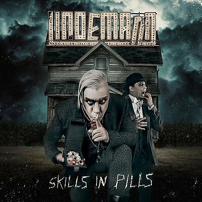 Lindemann - Skills In Pills - New Cd Album