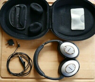 Genuine Bose Quietcomfort 15 Qc15 Acoustic Noise Cancelling Headphones