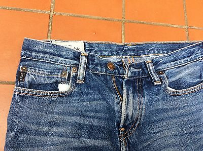 Abercrombie And Fitch Kids Jeans Size 16 (28 waist)