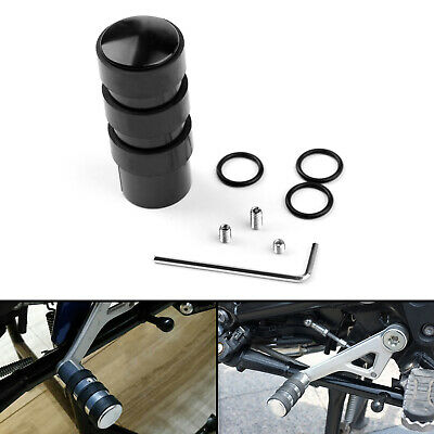 Gear Shift Peg Extension Enlarge Pad Pour BMW G310 GS / R R1200GS ADV BLK FR