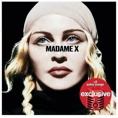 Madonna Madame X CD Deluxe Target Exclusive 2 EXTRA SONGS PRE ORDER