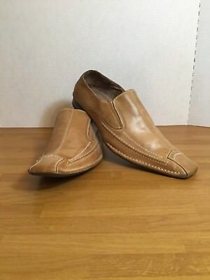 special for shoe the cheapest quite nice FRATELLI SELECT VERO Cuoio Brown Suede Slip On Men's Leather ...