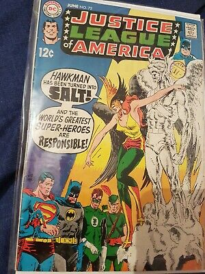 Justice League Of America 72