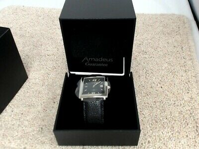 Ladies Amedeus AM00145 Watch With Stainless Steel Case  #612