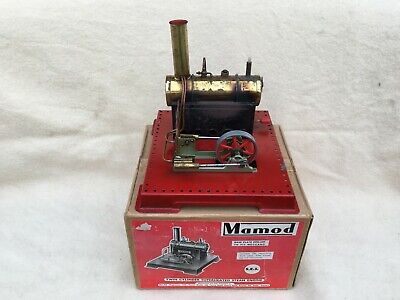 Mamod SE3 Steam Engine Boxed