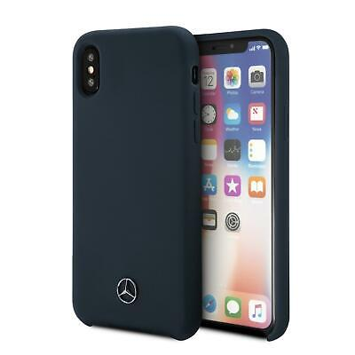 Mercedes-Benz iPhone X & iPhone XS  by Navy Cell Phone Case Silicone