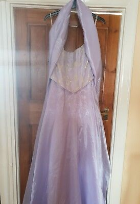 Prom/bridesmaid dress - Size 8-12