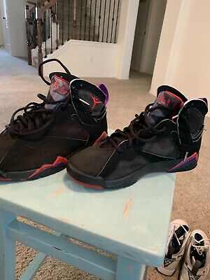 in stock 6e27d 851a1 Nike Air Jordan Retro 7 Raptor Size 9.5 Great Condition 100% Authentic