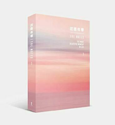 BigHit BTS Bangtan Boys - [花樣年華 The Notes 1] The Most Beautiful Moment in Life+S