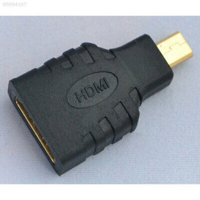 6BCE Universal Micro HDMI Male to HDMI Type-A Female Adapter Converter Connector