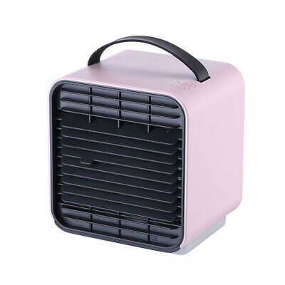 Portable Handy Arctic Air Conditioner Cooler Humidifier Home Desk with LED Light