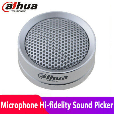 Dahua Audio Pickup Microphone Hi-fidelity Sound Picker for Dahua Hik IP Camera