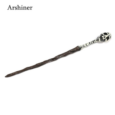 Bacchetta Magica Harry Potter Mangiamorte Teschio Magic Wand