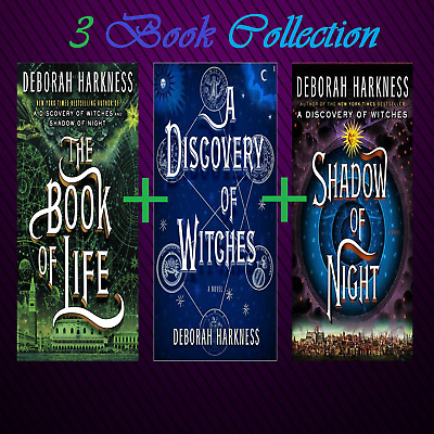 All Souls Trilogy: The Book of Life + Discovery of Witches + Shadow of Night PDF