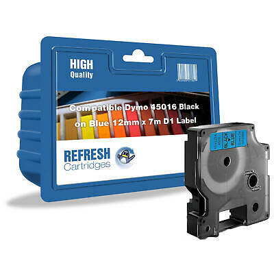 Refresh Cartridges 45016 Compatible With Dymo Printers