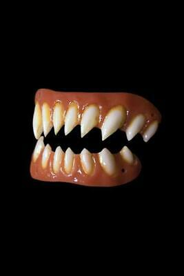 Gaul FX Fangs, Distorted Teeth for Costume, Stage, Re-enactment & LARP