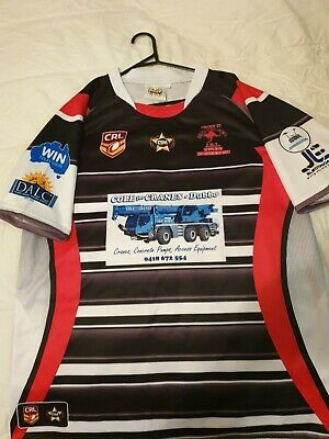 Rugby League Jersey western reds XL