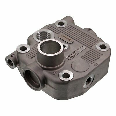 In Vertical Position On The Brake Compressor Cylinder Head Fits Merce Febi 21067