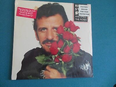 Ringo Starr - Stop & Smell The Roses