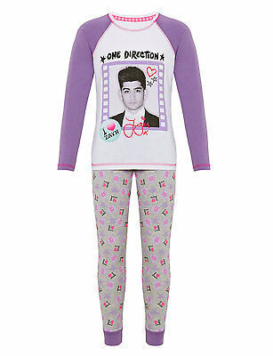 Zayn from One Direction Pyjamas set, top + bottoms, Marks & Spencers 11-12, New