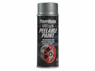 PlastiKote - Peelable Paint Silver 400ml