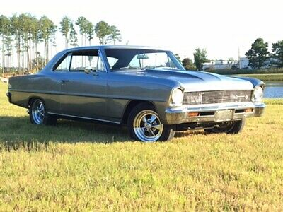 1966 Chevrolet Nova  muscle cars