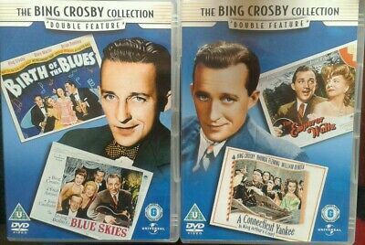 Bing Crosby (4 Movie Collection) Dvds