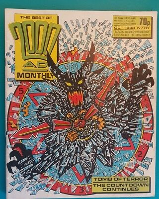 2000Ad Monthly #37