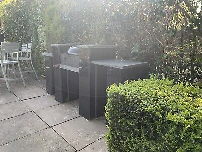 Bespoke Granite/marble Garden Bbq Barbecue *any Size* *any Shape* Outdoor Cooking & Eating