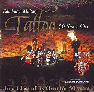 Edinburgh Military Tattoo 50 Years On In A Class Of Its Own For Fifty Years 2 CD