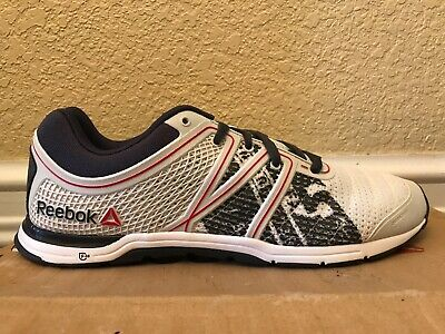 Mens Reebok One Speed Breese TR Cross Training Shoes Sz 12 Athletic Sneakers