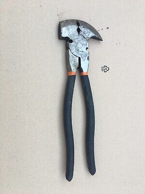 270mm fencing pliers/hammer/ wire cutters