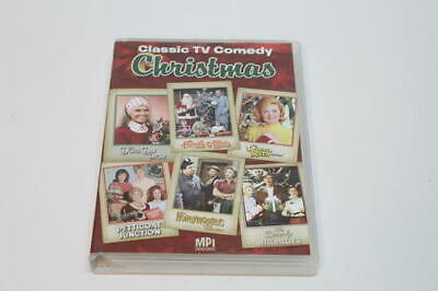 Classic TV Comedy Christmas dvd