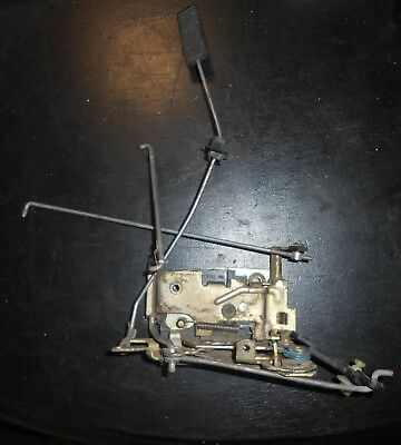 OEM 94-99 DISCIVERY 1 Range Rover Classic Left Front Door Latch Assembly MTC7592