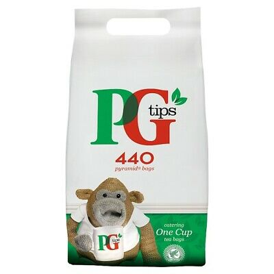 PG tips 440 One Cup Catering Tea Bags
