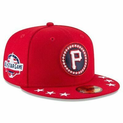 sports shoes 48005 a166c Pittsburgh Pirates New Era 2018 MLB All-Star Workout On-Field 59FIFTY  Fitted Hat
