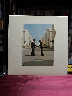 "Used 12"" LP Pink Floyd Wish You Were Here 1980 CBS/Sony Japan Import 30AP 1875"