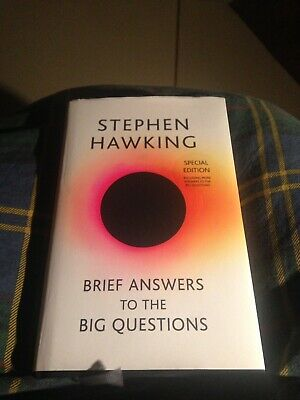 Stephen Hawking Brief Answers To The Big Questions