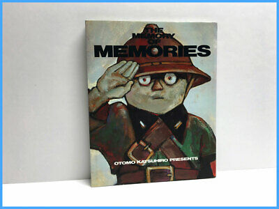 Art Guide Book JAPAN Katsuhiro Otomo The memory of memories