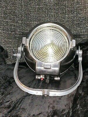Strand Electric patt 123 Theatre Stage Light  , Polished By Hand