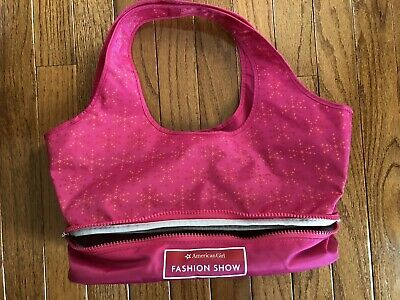 American Girl Doll Tote Fashion Show