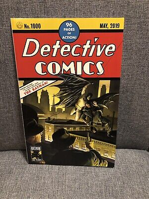Detective Comics 1000 Alex Ross #27 Homage Variant Nm + 2 Free Comics